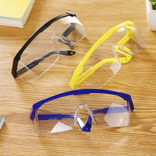 【超取399免運】防塵防風護目眼鏡 防風鏡 防護眼鏡 (隨機出貨)