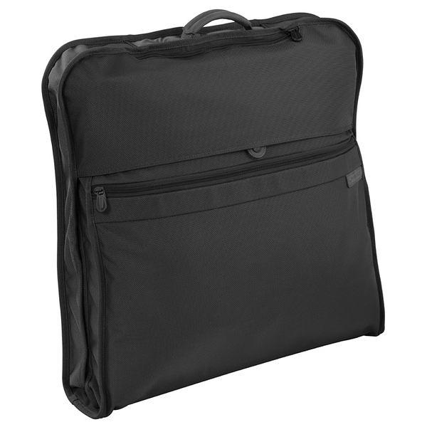 【終身保固 Briggs & Riley 389-4 】Baseline系列經典多功能西裝打理袋(黑)