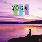 【停看聽音響唱片】【CD】【平和之月】瑜伽-亞洲癒療音樂/合輯