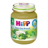 HiPP喜寶 有 機綠花椰菜泥125g[衛立兒生活館]