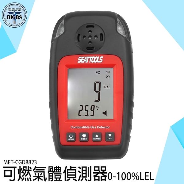 預防燃氣洩漏 警報功能 燃氣洩漏 MET-CGD8823 石油廠 化工業 天然氣廠 煤氣工廠 測試儀
