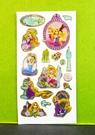 【震撼精品百貨】公主 系列Princess~造型貼紙-綜合公主A