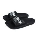 adidas 拖鞋 運動型 黑色 男鞋 FX4293 no890