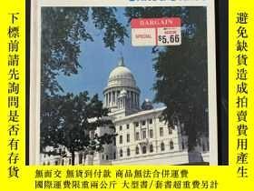 二手書博民逛書店Landmark罕見of the United States 16開精裝Y258675