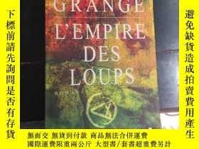 二手書博民逛書店L Empire罕見Des LoupsY271632 Jean-
