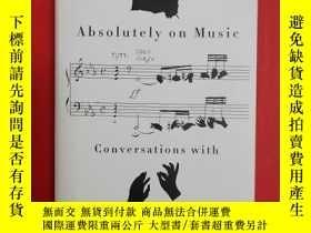 二手書博民逛書店Absolutely罕見on Music: Conversati