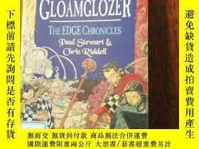 二手書博民逛書店外文原版:THE罕見CURSE OF THE GLOAMGLOZ