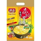 廣吉赤阪濃湯-納豆南瓜野菜22g x10包【愛買】