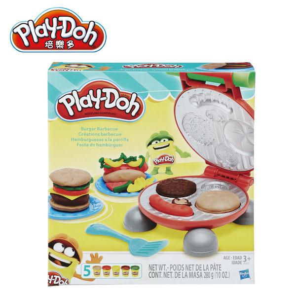 Play-Doh培樂多-美味漢堡遊戲組