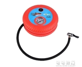 車胎檢測器車載充氣泵12V便攜式電動汽車打氣泵車用輪胎打氣筒胎壓檢測器YJT 交換禮物