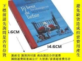 二手書博民逛書店荷蘭語兒童繪本罕見樣板房兒童房裝飾真書 Jij bent de liefste (Dutch Edition)