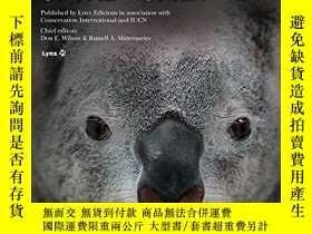 二手書博民逛書店Handbook罕見Of The Mammals Of The World (volume 5)Y364682