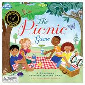 eeBoo 美國益智桌遊 Picnic Spinner Game 野餐遊戲