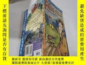 二手書博民逛書店the罕見frog files:青蛙銼刀.Y212829 不祥 不祥