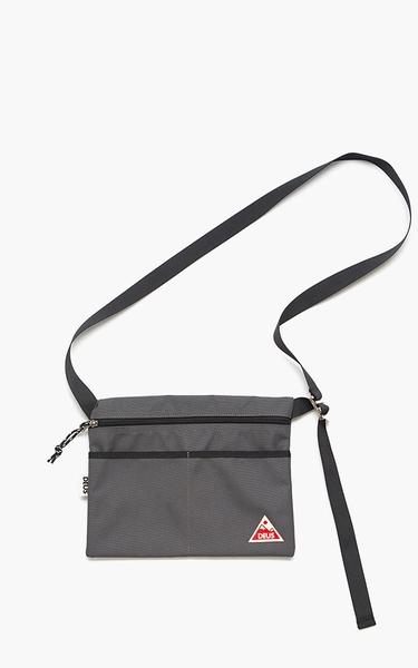DEUS|配件 Transit Sling Bag 側背小包 - 灰