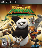 PS3 Kung Fu Panda: Showdown of Legendary Legends 功夫熊貓:傳奇對決傳說(美版代購)