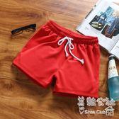 夏季馬拉鬆健身彈力寬松訓練褲男女三分褲 Sq3521 『美鞋公社』