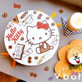 【送擦地組】Vbot x Hello Kitty i6+ 掃地機器人 吸塵器 蛋糕機 二代加強 (可可歐蕾)