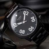 【人文行旅】NIXON   A521-001 THE RANGER 45 威風軍人簡約腕錶