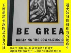 二手書博民逛書店Grow罕見to be Great: Breaking the