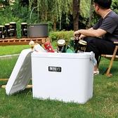 戶外便攜式保溫箱冷藏箱保鮮箱冰桶車載移動冰箱商用擺攤保冷箱包 【ifashion·全店免運】