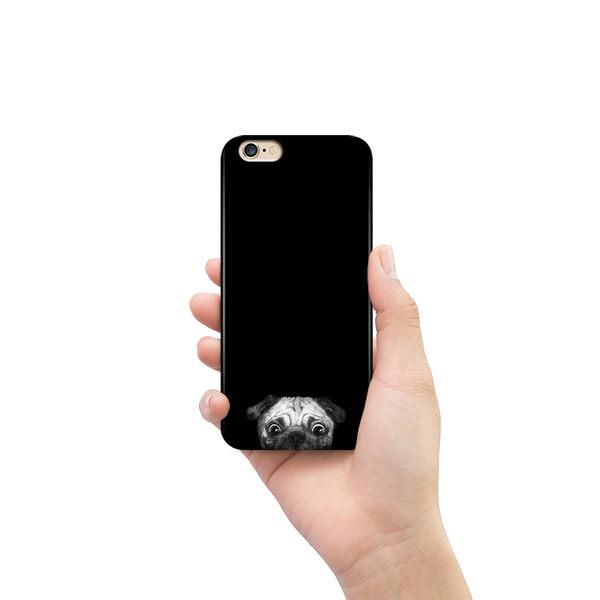 iPhone手機殼 經典限量款。可掛繩 驚奇貓咪巴哥犬 德國軟殼  蘋果iPhone7/iPhone6 手機殼