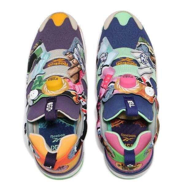 Reebok Instapump Fury OG DEAL x NSD 蜀都 聯名款 男鞋 充氣【ACS】 FY5993