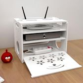 路由器收納盒電線收納盒wifi插座整理線盒 LQ3071『科炫3C』