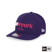NEW ERA 9FIFTY LP950 NEWYORK 紫 棒球帽