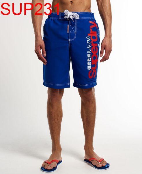 SUPERDRY SUPERDRY 極度乾燥 男 當季最新現貨 海灘褲 板褲 SUPERDRY SUP231