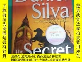 二手書博民逛書店Daniel罕見Silva The Secret Servant 精裝(外文原本)..Y272159 Dani