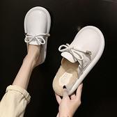毛毛拖鞋女外穿2020新款包頭穆勒潮鞋網紅家居家用棉拖鞋子秋冬季 【ifashion·全店免運】