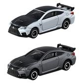 TOMICA 多美小汽車NO.084 Lexus RC F+初回(2台一起賣)_TM084A5+TM084C2