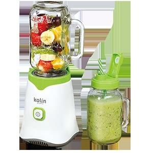 健康帶著走◆歌林玻璃果汁機雙杯組JE-LNP13