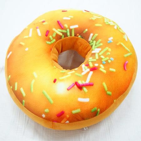 3D創意立體坐墊-經典原味甜甜圈 TRP多利寶