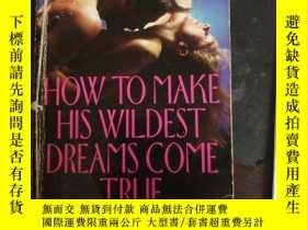 二手書博民逛書店HOW罕見TO MAKE HIS WILDEST DREAMS COME TRUEY308639