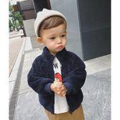 辰辰媽嬰童裝秋冬裝1-3歲兒童毛線帽百搭男童寶寶針織套頭帽子