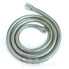 《魔特萊Motely》耐熱不鏽鋼鍍銀150cm軟管(1條) 水管 衛浴軟管 蓮蓬頭配件