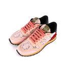 【Valentino】蕾絲鉚釘休閒鞋 (...