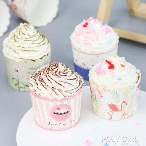 小魔樣紙杯蛋糕紙杯耐高溫烘焙家用蒸蛋糕馬芬杯紙托瑪芬蛋糕紙杯 喜迎新春