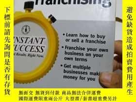 二手書博民逛書店罕見實拍;Successful Franchising (Ins