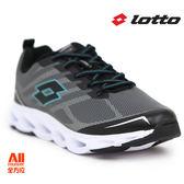 ~LOTTO ~男款SPEED RIDE 風動跑鞋灰色L6638 全方位跑步概念館