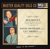 【停看聽音響唱片】【MQGCD】David Oistrakh & Lev Oborin:Beethoven Sonatas