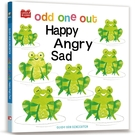 【Listen & Learn Series】Odd One Out. Happy Angry Sad