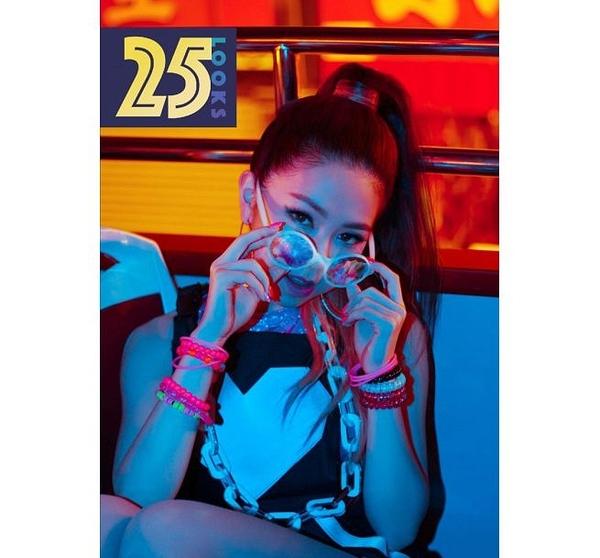 鄧紫棋 25 LOOKS 寫真集 EP CD (購潮8)