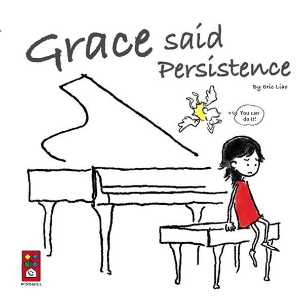 (二手書)Grace said Persistence(英文版)