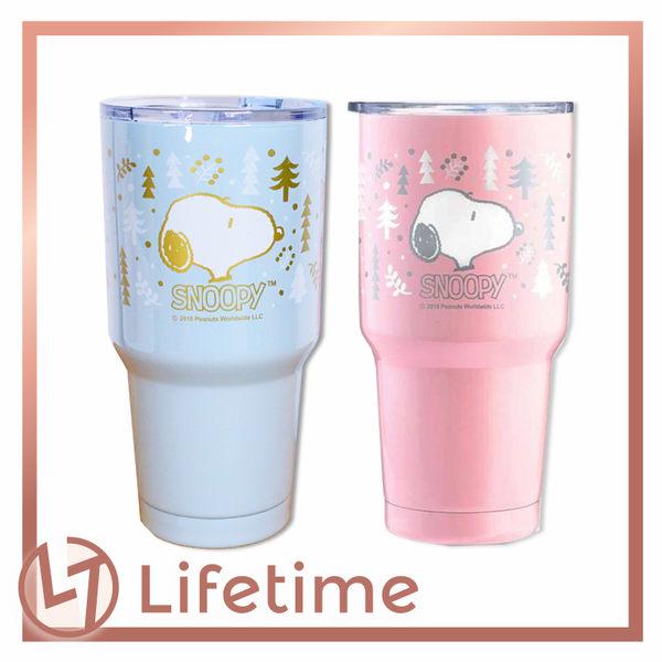 〖LifeTime〗﹝史努比陶瓷冰霸杯900ml﹞正版保冷杯 保溫瓶 內層陶瓷真空 SNOOPY B05126