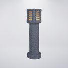 戶外防水56cm石頭漆草坪燈 可搭配LE...