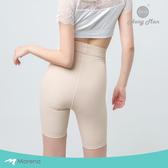 【Marena 瑪芮娜】日常塑身運動系列 輕塑高腰五分塑身褲-膚