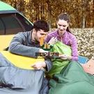 睡袋成人戶外 旅行春秋冬四季加厚保暖室內露營野營午休隔臟棉睡袋【創世紀生活館】